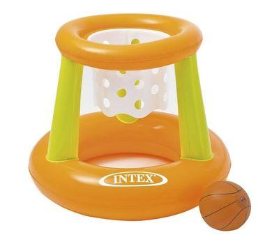 Баскетбольный щит с мячом